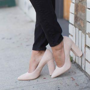Pour La Victoire Celina Heel Size 7